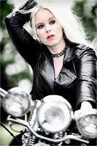 Biker Lady #1