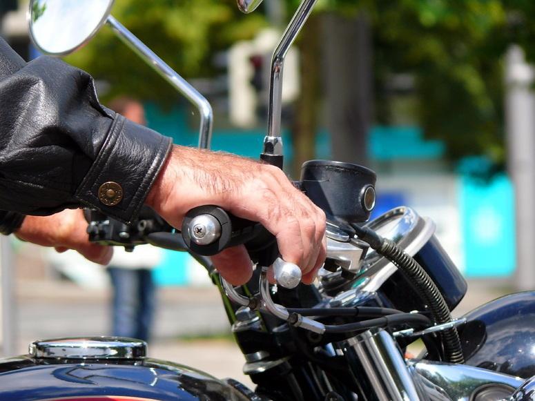 Bikers Freiheit