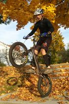 Biketrialtraining