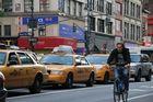 Biking New York