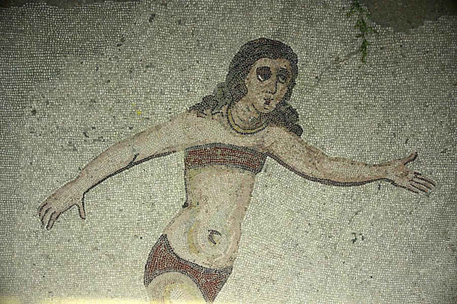 Bikini-Mosaik