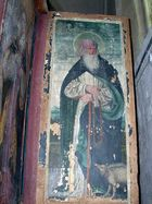 Bild am Altar in Bollewick- Flügel innen