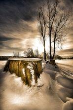 Bild Nr. 4~~~~~~~~~~~~~~~~~Winter am Stausee~~~~~~~~~~~~~~~~~~