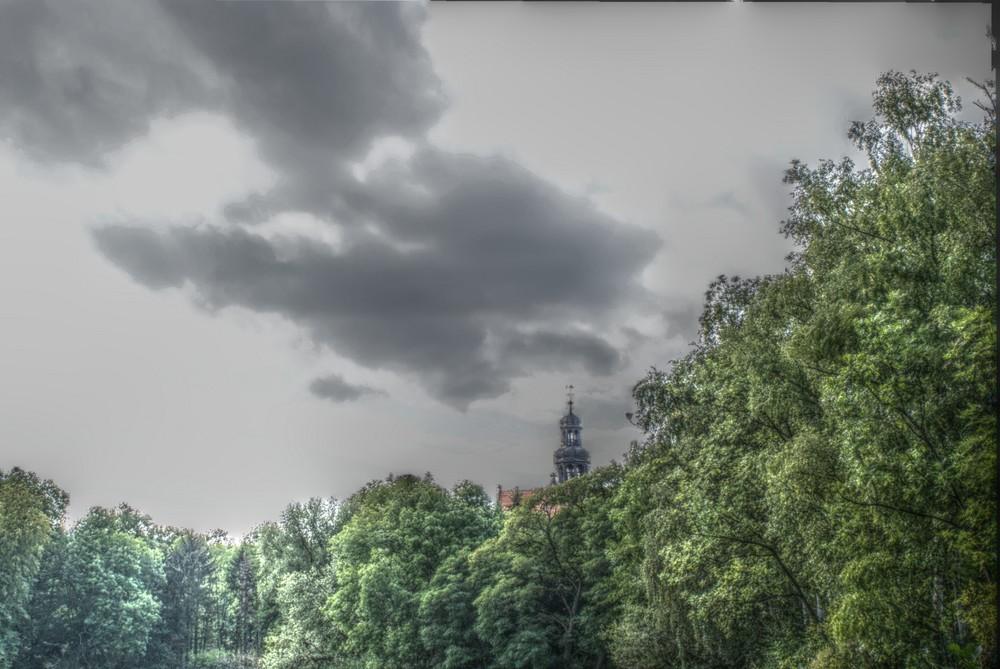 Bild vom Kloster Marienrode bei Hildesheim