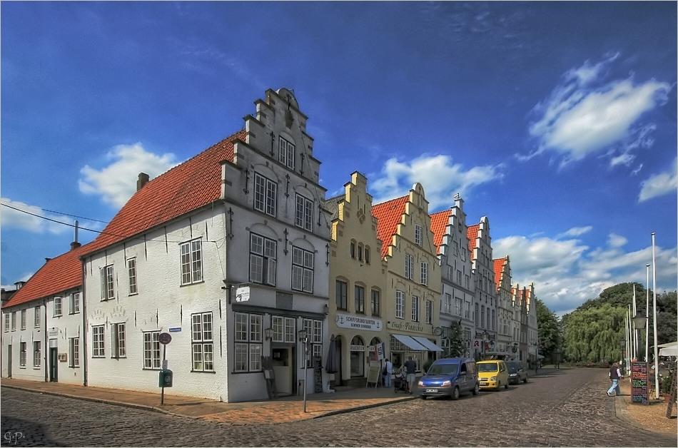 Bilder aus Friedrichstadt IV