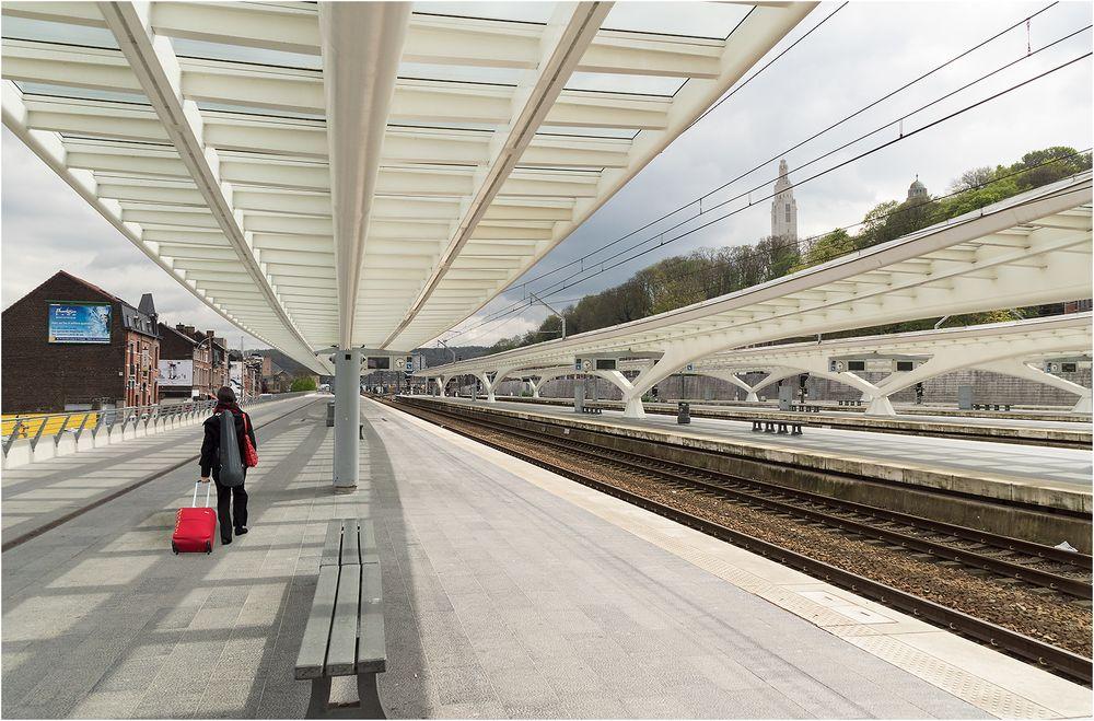 Bilder eines Bahnhofs (5)