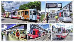 Bilder von der Rheinbahn