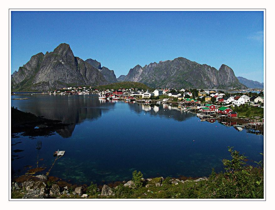 Bilderbuch-Norwegen: Lofoten