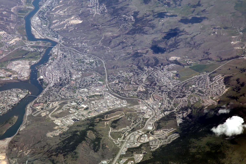 Bilderrätsel aus 32000 Fuß Höhe!