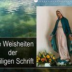"""Bildkalender 2015 """"Die Weisheiten der Heiligen Schrift"""""""