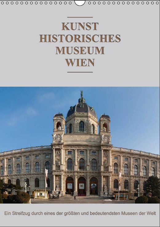 "Bildkalender 2015 ""Kunsthistorisches Museum Wien"""