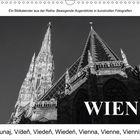 """Bildkalender 2015 """"Wien"""""""
