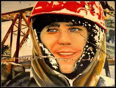 Bildnis eines sowjetischen Soldaten
