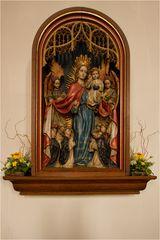 Bildnis in der Pauluskirche