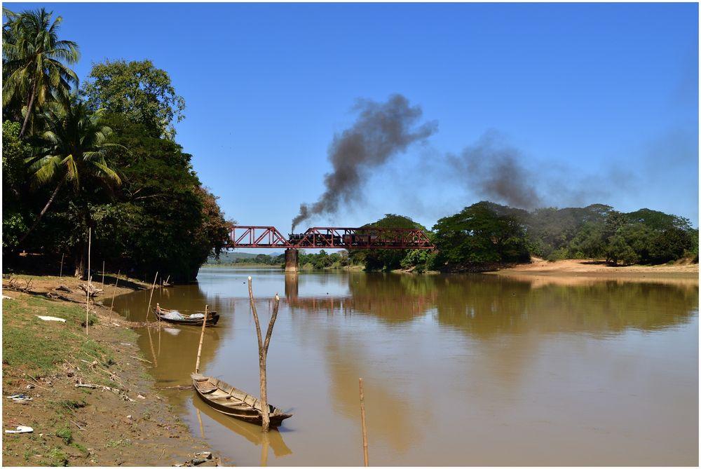 Bilin River Bridge