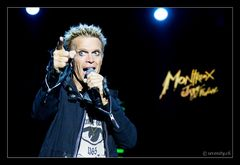 Billy Idol @ 44. Montreux Jazz Festival