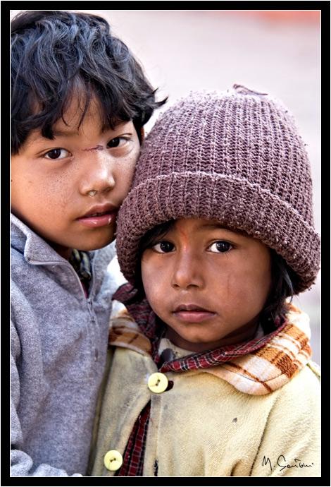 Bimbi del Nepal