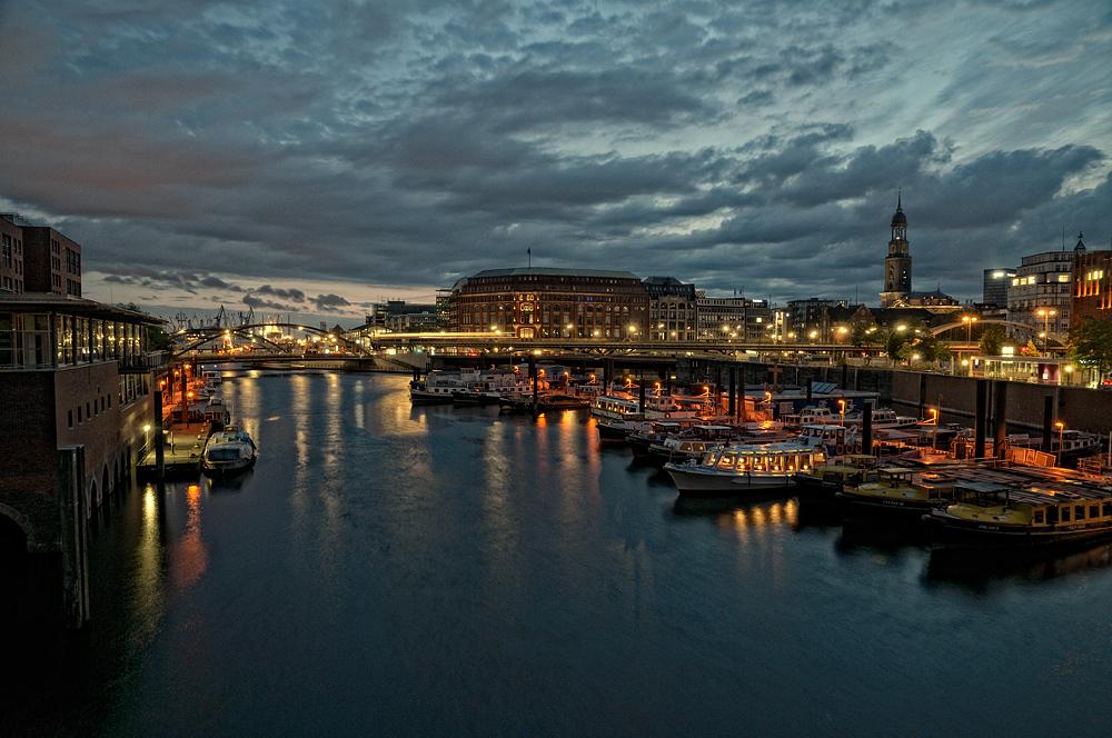 Binnenhafen Hamburg