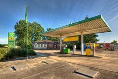 Biogas-Tankstelle Jameln