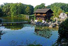 Biotop Wildpark Anholt  - Schweizer Haus