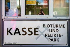 Biotürme und Reliktepark Lauchhammer