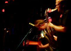 Biréli Lagrène live at Ronnie Scott's