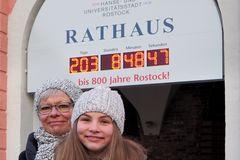 Bis 800 Jahre Rostock!
