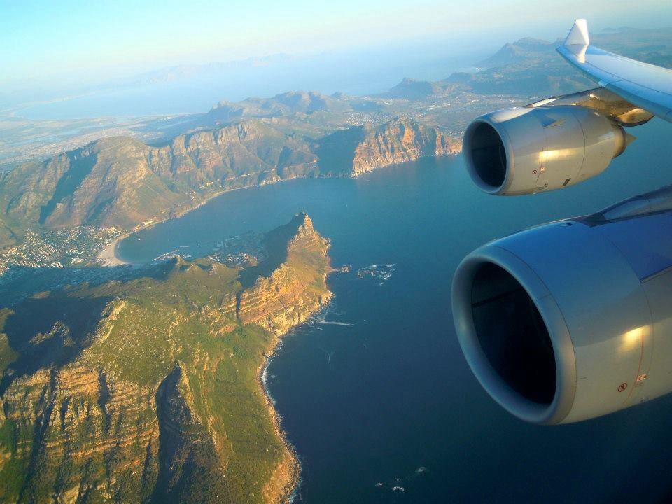 Bis bald , Südafrika