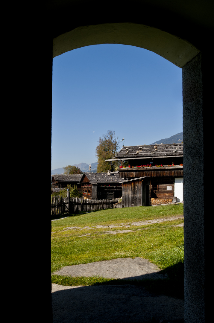 Bis bald ... wir sind jetzt erst einmal in Südtirol