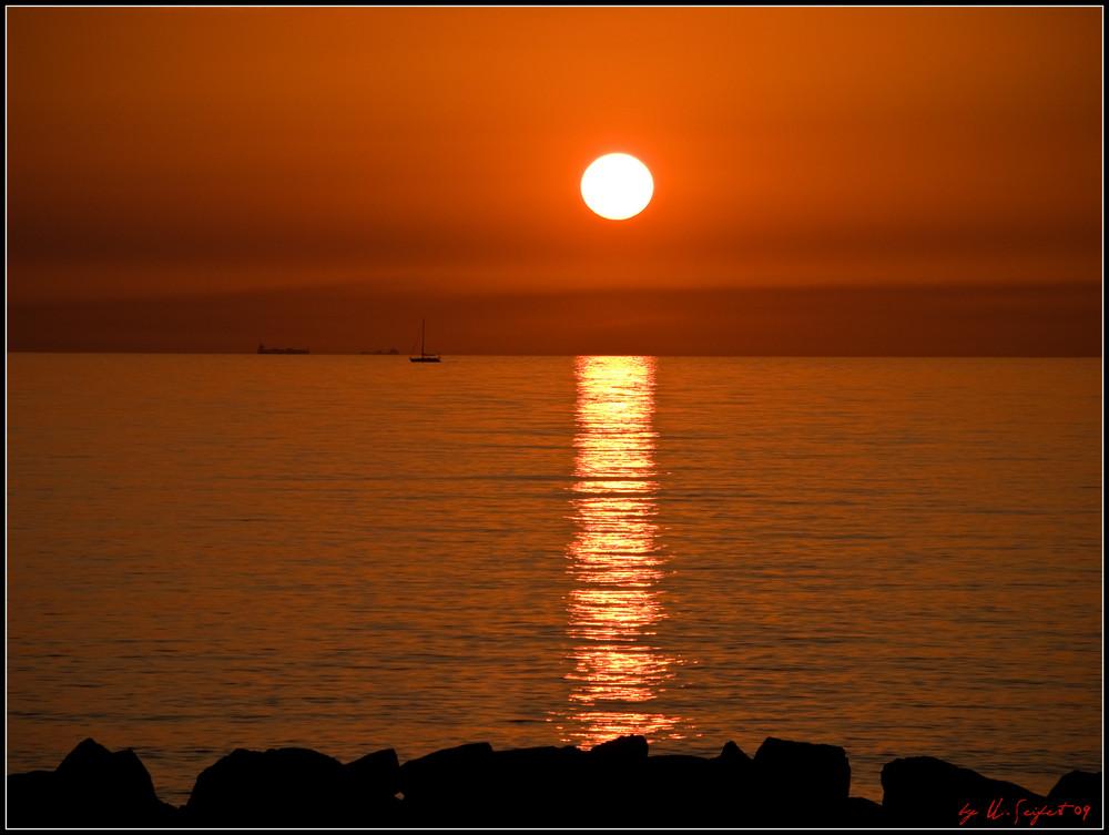 bis Morgen liebe Sonne