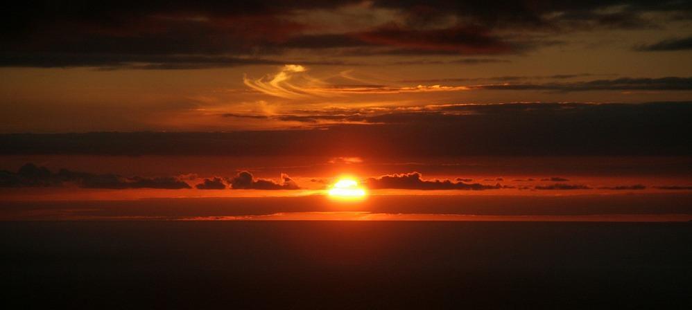 Bis später, meine Sonne