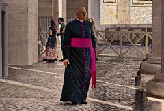 Bischof San Pietro Vaticano Roma