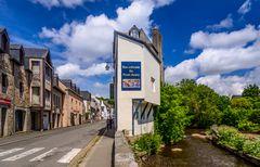 Biscuiterie de Pont-Aven, Bretagne, France