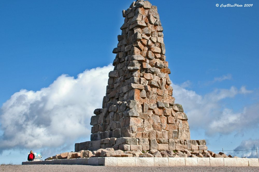 Bismarck Denkmal auf dem Seebuck (Feldberg Schwarzwald)