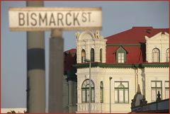 Bismarckstrasse, südlich  .... in N.