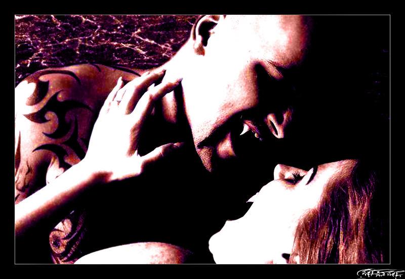 Bissige Küsse