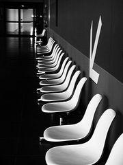 Bitte nehmen Sie Platz ;-)