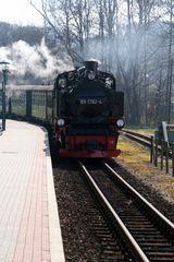 """""""Bitte zurücktreten, der Zug fährt ein...."""""""