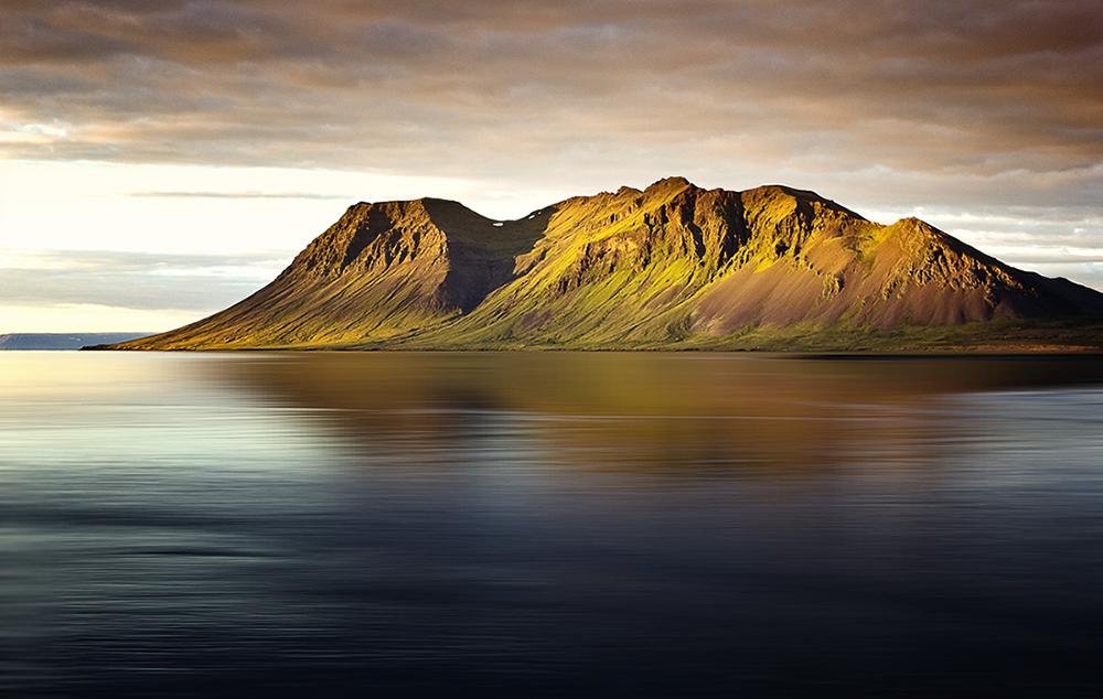 Bjarnarhafnarfjall - Endless Sunset