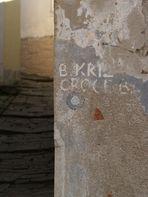 B.KRIŽ / CROCE BIANCO / WHITE CROSS / Weiß Kreuz