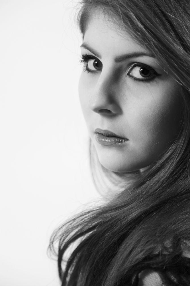 Black and White von Tamara Würzburger