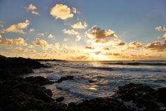 Black Beach of Akapu