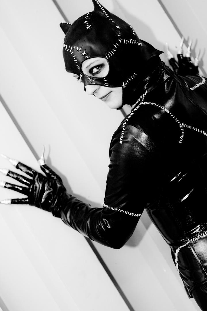 Black Catwoman