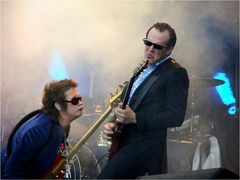 Black Country Communion (BCC) - Glenn + Joe
