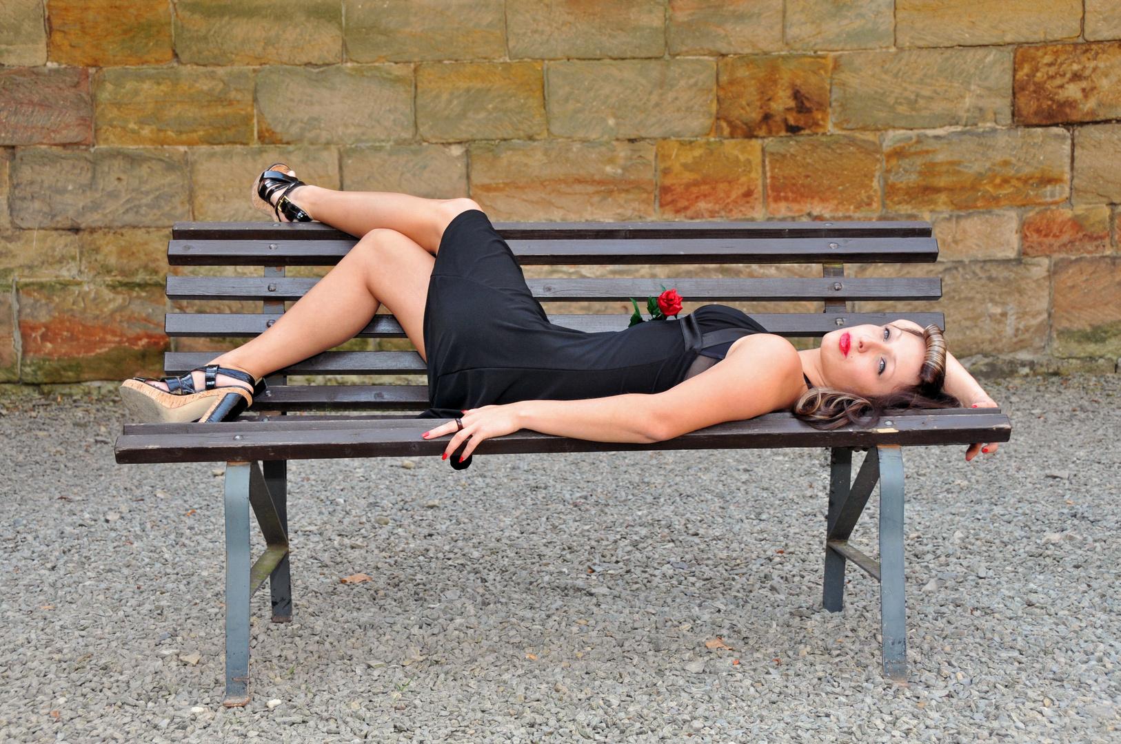 :black dress: