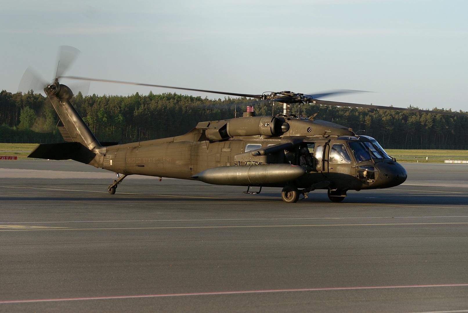 Black Hawk...