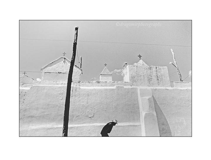 Black In White
