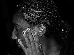 Black Lady 3