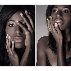 - black magic woman. -