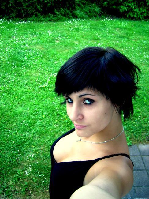 black magic woman-meine Cousine Lisa